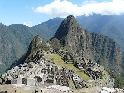 Grandiose Machu Picchu