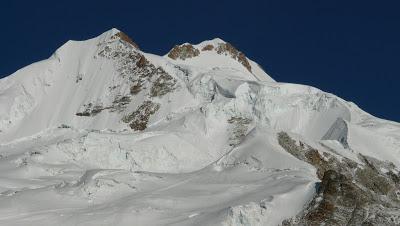 Huayna Potosí, notre premier 6000 mètres