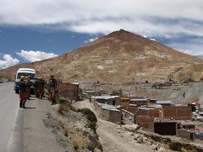Le dur labeur des mineurs de Potosí