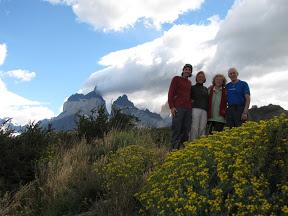Torres del Paine : Los Cuernos