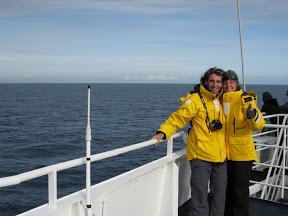 Antarctique : En route