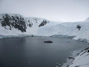 Antarctique : Nos premiers pas