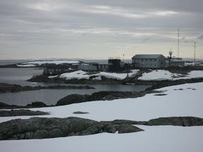Antarctique : Au pays des icebergs