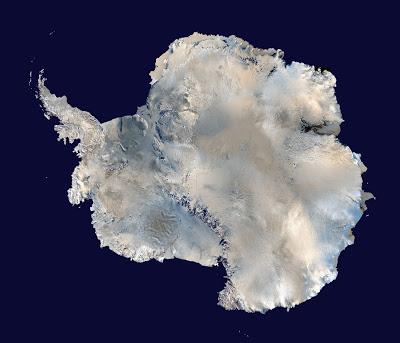 Antarctique : Préambule