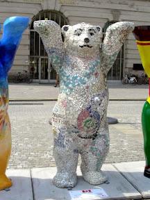 Buenos Aires : J'ai trouvé l'ours canadien