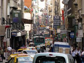 Buenos Aires : À pied