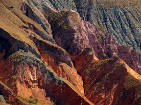 La Quebrada de Humahuaca aux mille coloris