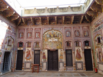 Rajasthan : Les havelis