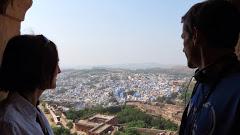 Rajasthan : Villes bleue, blanche et rose
