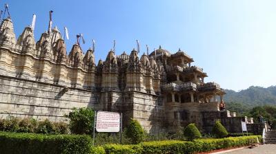 Rajasthan : Les temples jaïns