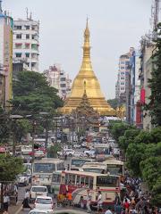 Myanmar : Premières impressions