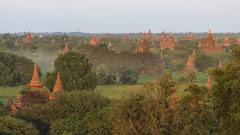 Bagan : La carte postale du Myanmar