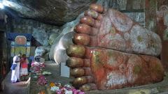Dambulla : Grottes bouddhistes et extraordinaire marché