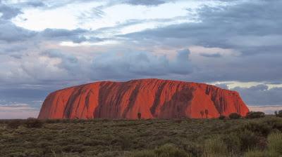 Outback : Uluru, Olgas et Kings Canyon