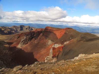 Jour de la Terre sur le Tongariro