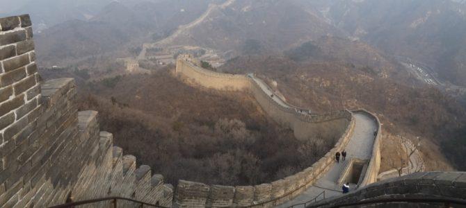 Beijing et Grande Muraille de Chine