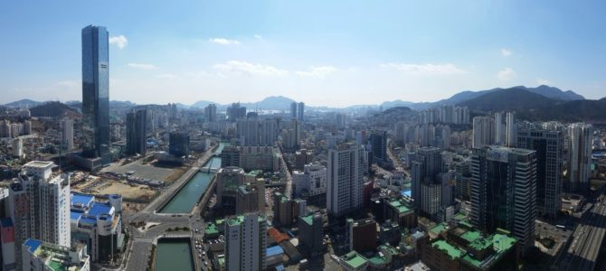 Villes de Corée