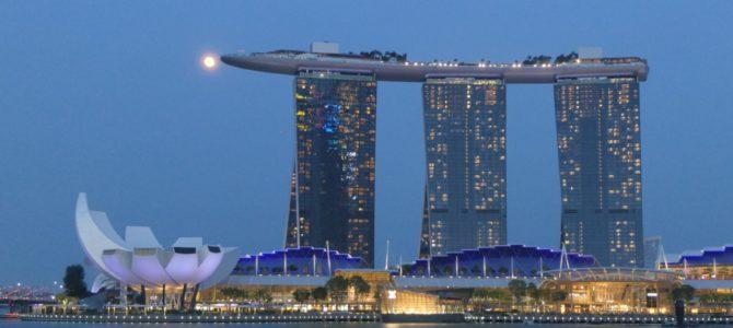 24 heures à Singapour