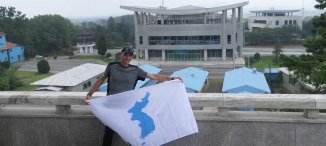 Au nord de la zone démilitarisée coréene