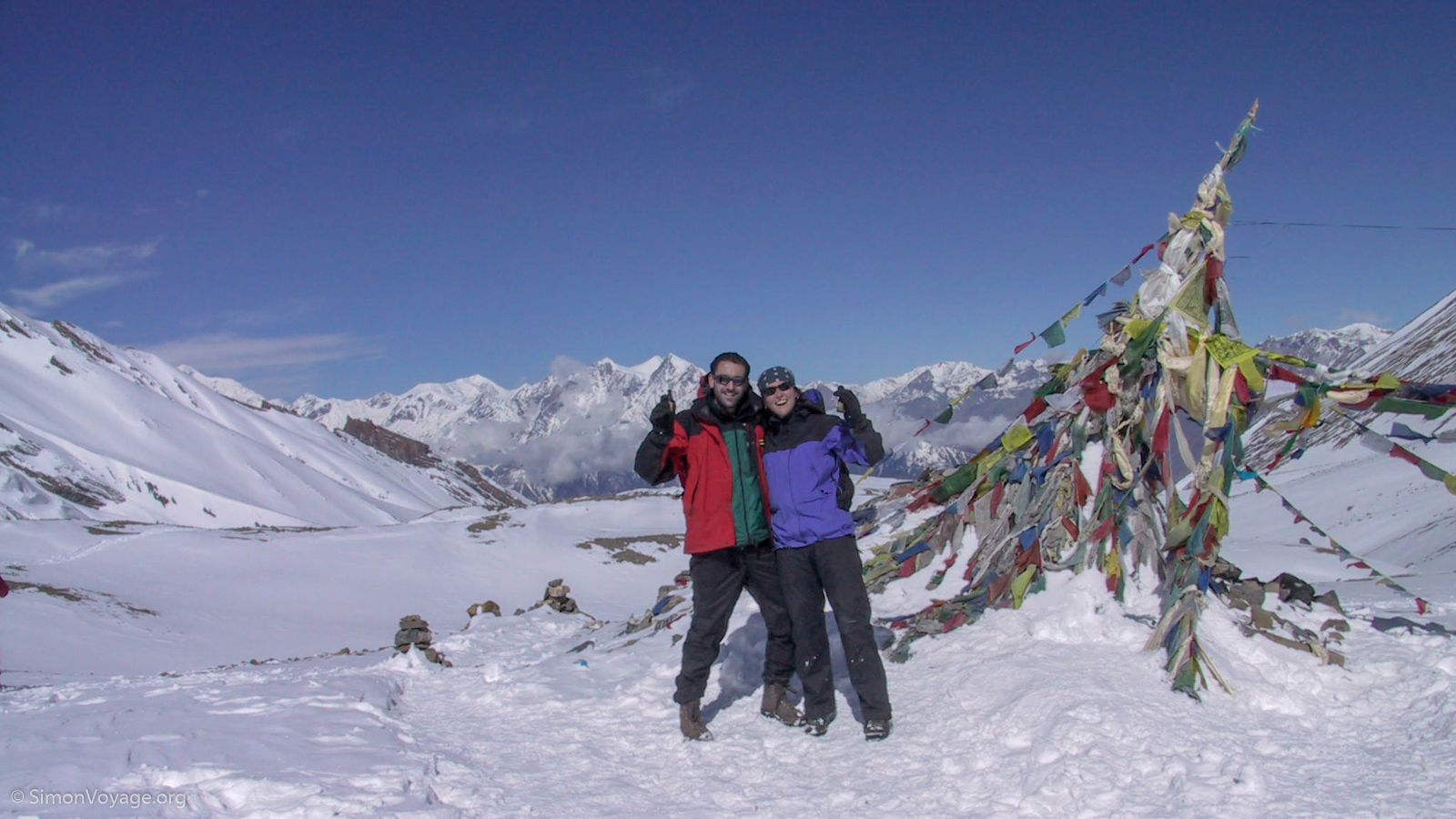 Népal : Tour des Annapurnas